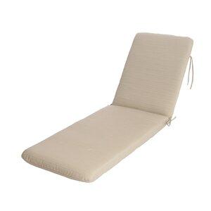 Mindi Outdoor Sunbrella Chaise Lounge Cushion