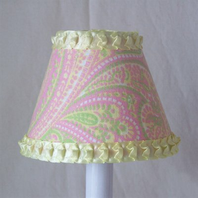 Perfect Paisley Night Light by Silly Bear Lighting