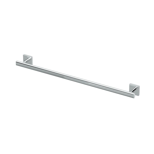 Elevate 26.38 Wall Mounted Towel Bar by Gatco