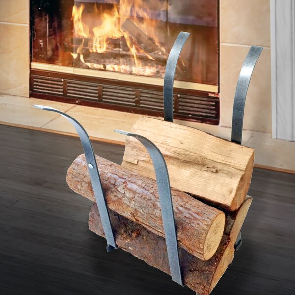 USA Handcrafted Log Rack By Enclume