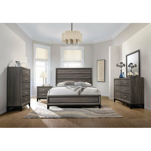 Petya Standard Bed by Union Rustic