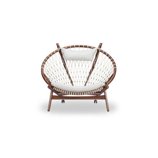 Deloris Papasan Chair by Bungalow Rose Bungalow Rose