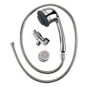 Hand-Held Filtered Volume Control Shower Head with Massage by Culligan