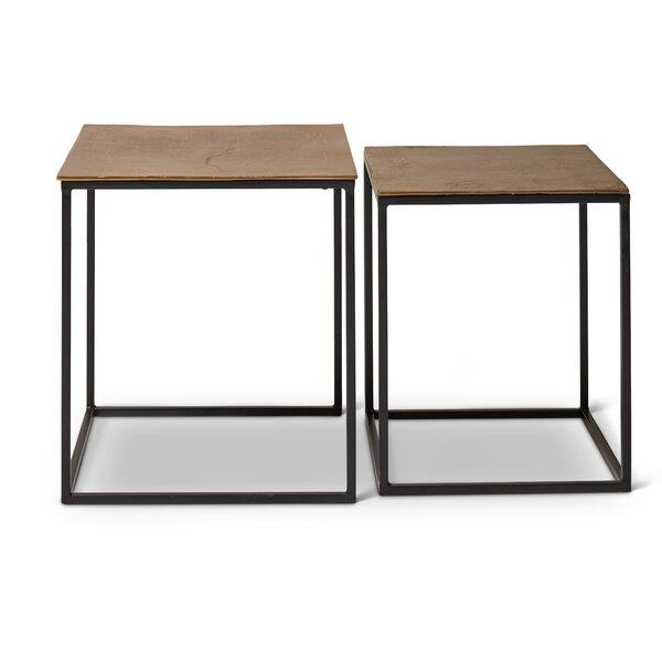 Aneiyah Frame Nesting Tables By Latitude Run