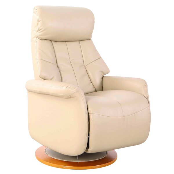 Pietra Manual Swivel Recliner W003022372
