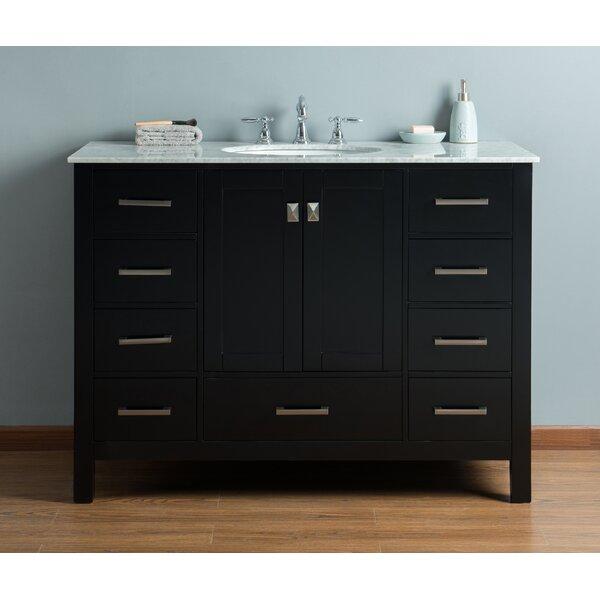 Ankney 48 Single Bathroom Vanity Set by Brayden Studio