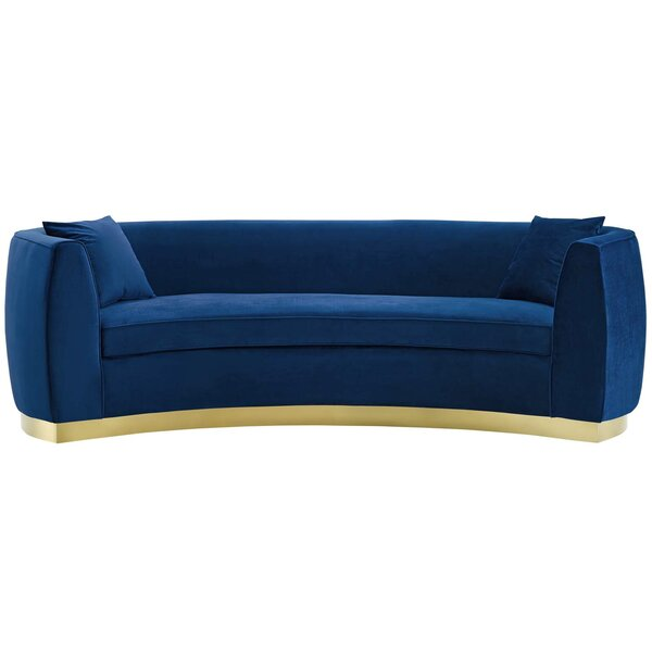 Top Brand Nazareth Sofa by Everly Quinn by Everly Quinn
