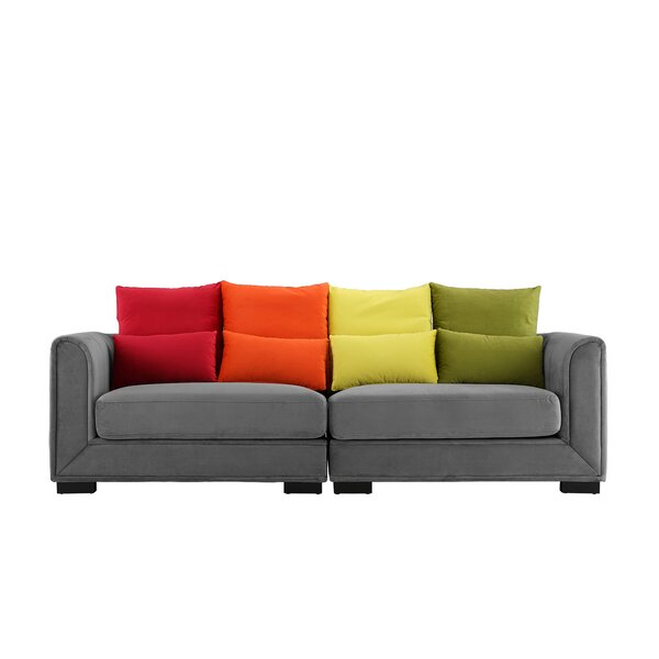 Catargiu Convertible Sofa By Ebern Designs Comparison
