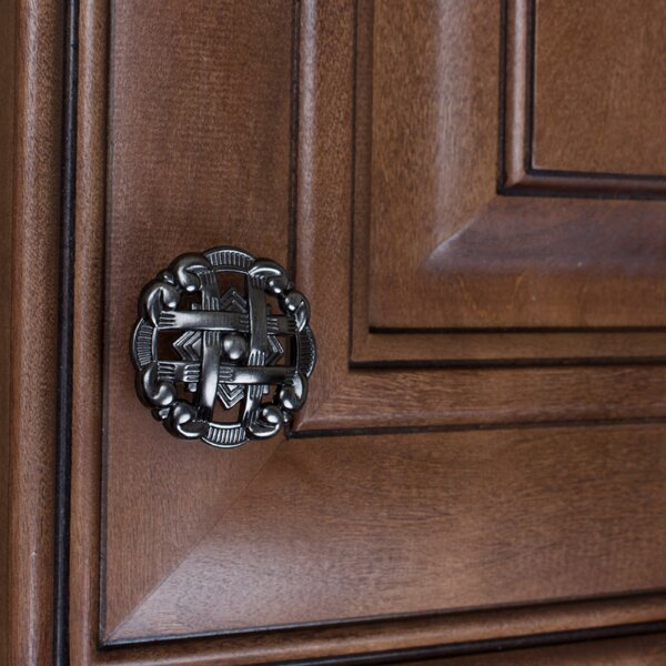Celtic Medallion Novelty Knob by GlideRite Hardware