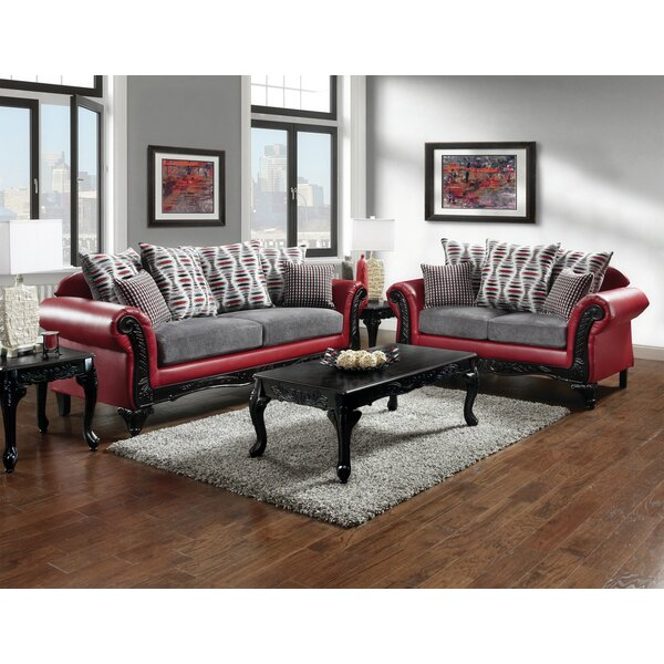 Doolittle Configurable Living Room Set by Astoria Grand