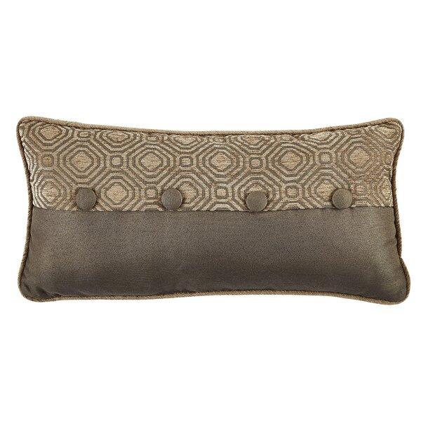 Benson Boudoir Pillow by Croscill Home Fashions