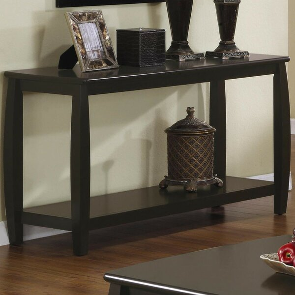 Review Reynalda Contemporary Console Table