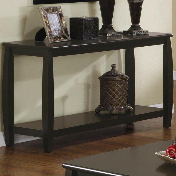 Home & Outdoor Reynalda Contemporary Console Table