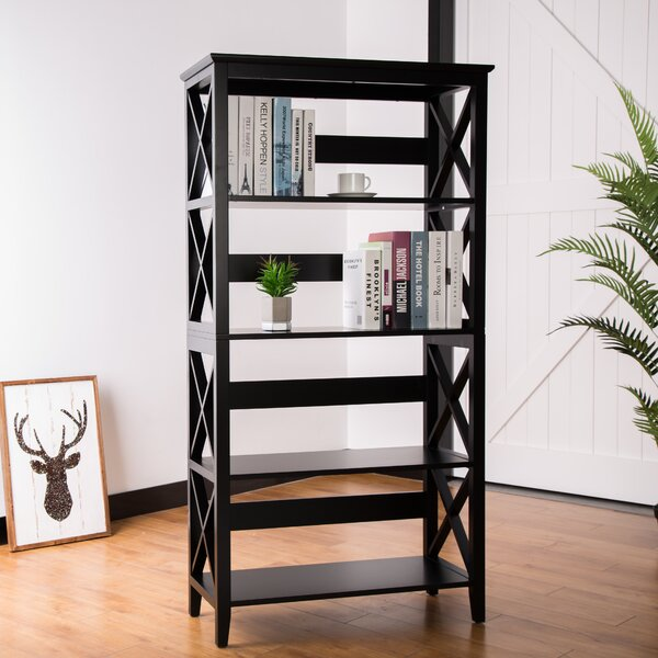 Zac Etagere Bookcase by Andover Mills