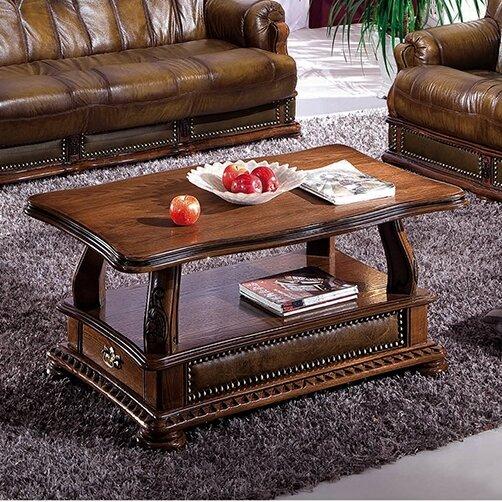 Celestiel Coffee Table By World Menagerie