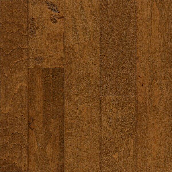 Frontier 5 Engineered Birch Hardwood Flooring in Filbert by Armstrong Flooring