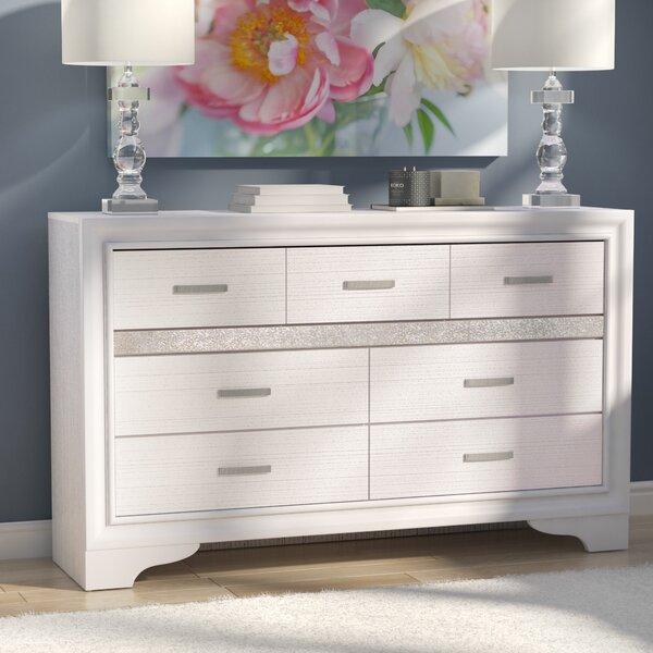 Alessandra 7 Drawer Dresser by Willa Arlo Interiors