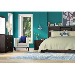 espresso bedroom furniture. Voigt Platform 5 Piece Bedroom Set Espresso Queen Sets You ll Love  Wayfair
