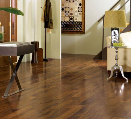 Character 3-1/4 Solid Walnut Hardwood Flooring In Brown by Somerset Floors