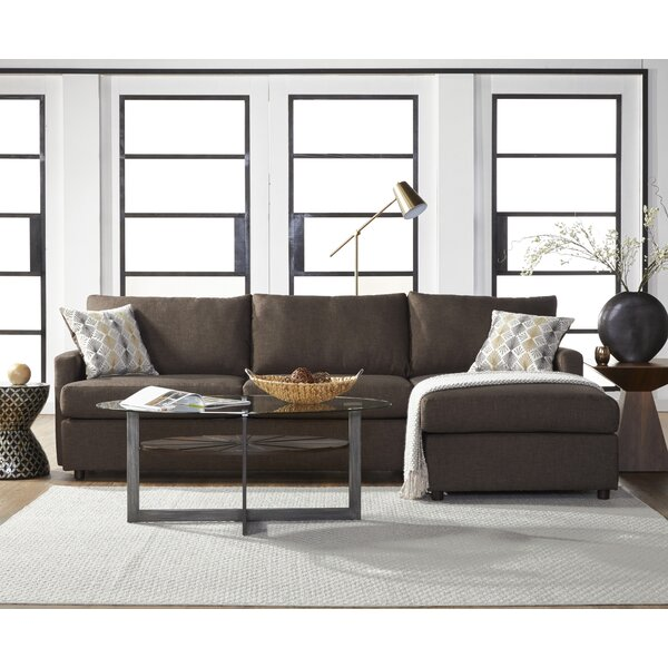 Exmore Sectional by Ivy Bronx