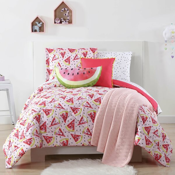 Jaimie Comforter Set by Zoomie Kids