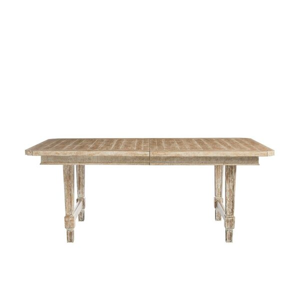 Juniper Dell Extendable Dining Table by Stanley Fu