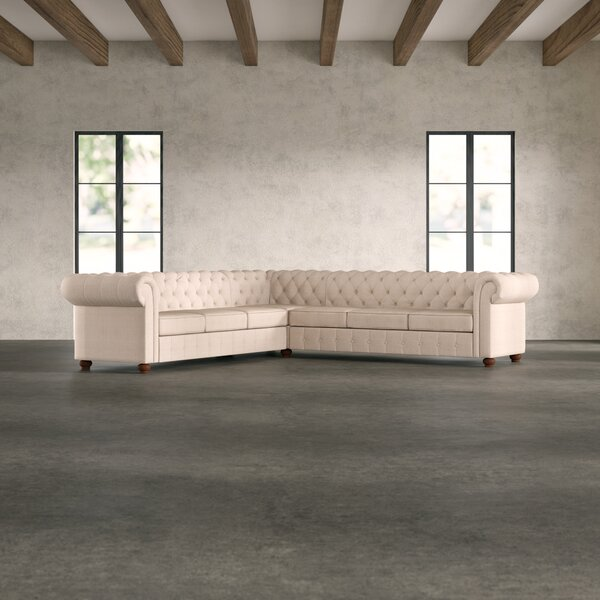 Best #1 Quitaque Sectional By Greyleigh 2019 Sale