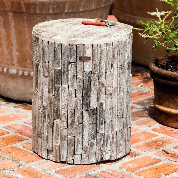 Wydra Garden Stool by Trent Austin Design