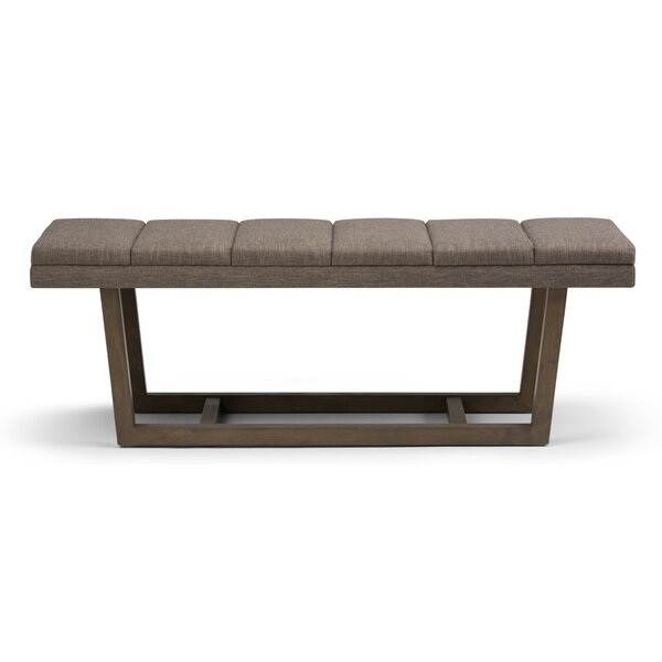 Parker Solid Wood Bench by George Oliver George Oliver