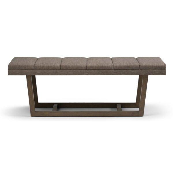Parker Solid Wood Bench by George Oliver George Oliver