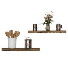 True Floating Shelf (Set of 2)
