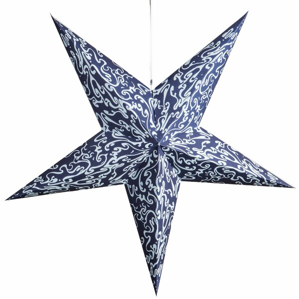 Tribal Paper Star Light by Hometown Evolution, Inc.