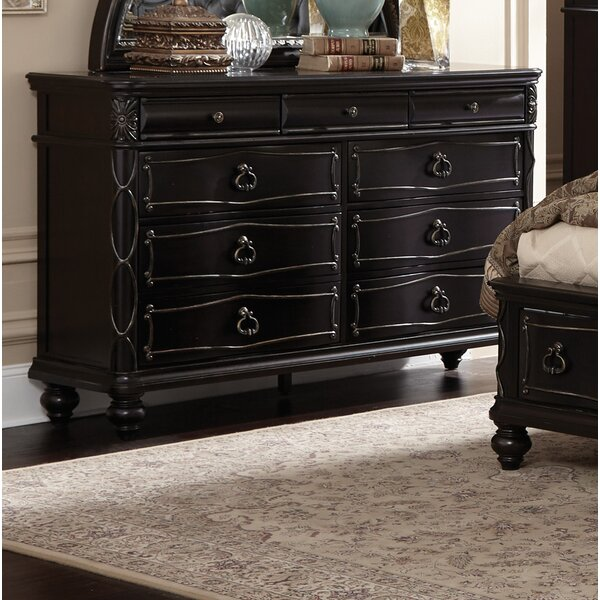 MacKinnon 9 Drawer Dresser by Astoria Grand