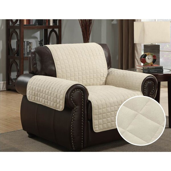 Pet Protector Box Cushion Armchair Slipcover by Kashi Home