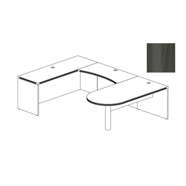 Aberdeen U-Shape Desk Office Suite by Mayline Group