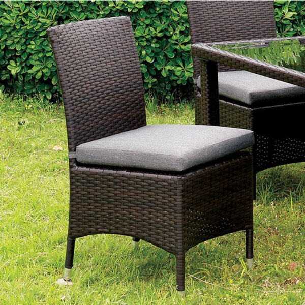 Fairwinds 2 Piece Contemporary Side Chair by Brayden Studio