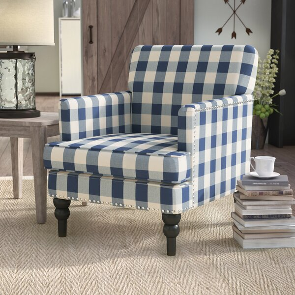 Neff Armchair by August Grove August Grove