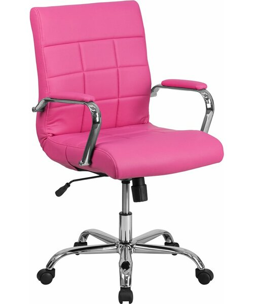Whelchel Mid-Back Ergonomic Executive Chair by Orren Ellis