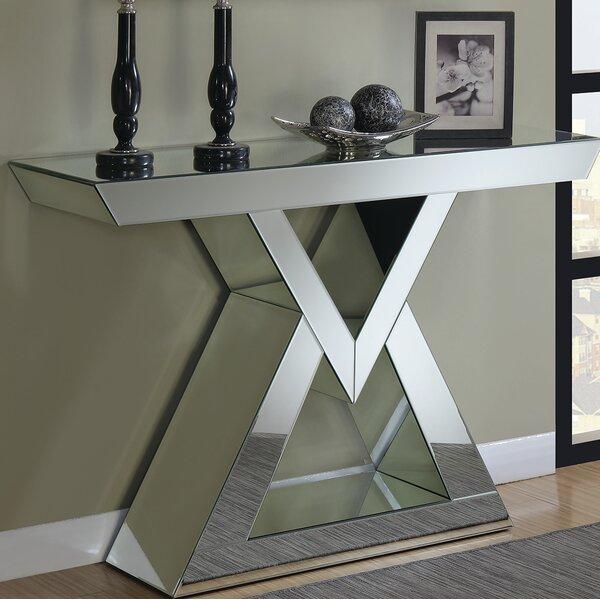 Sandrine 50.5-inch Console Table by Mercer41 Mercer41