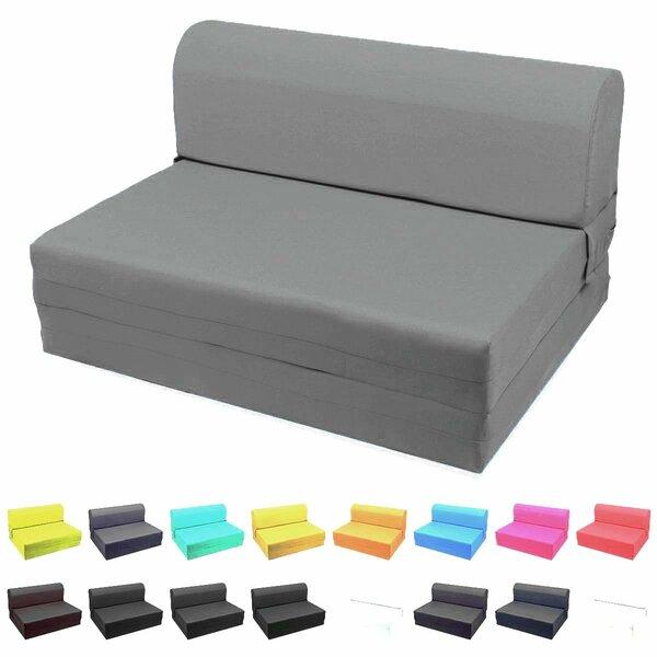 Fabrice Convertible Sleeper Chair by Ebern Designs Ebern Designs