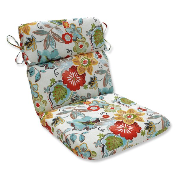 Alatriste Indoor/Outdoor Chair Cushion by Pillow Perfect