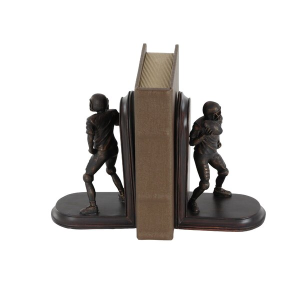 Poly Stone Bookends (Set of 2) by Cole & Grey