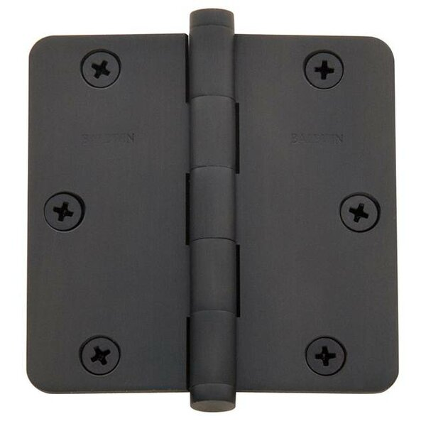 3.5 H x 3.5 W Butt Bearing Single Door Hinge by Ba