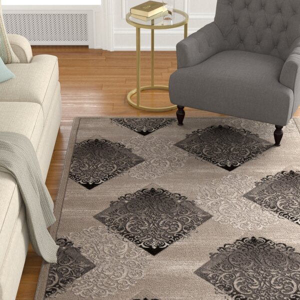 Centreville Ash Rug by Astoria Grand