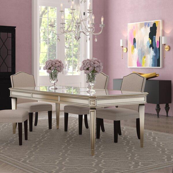 Brette Dining Table by Willa Arlo Interiors Willa Arlo Interiors