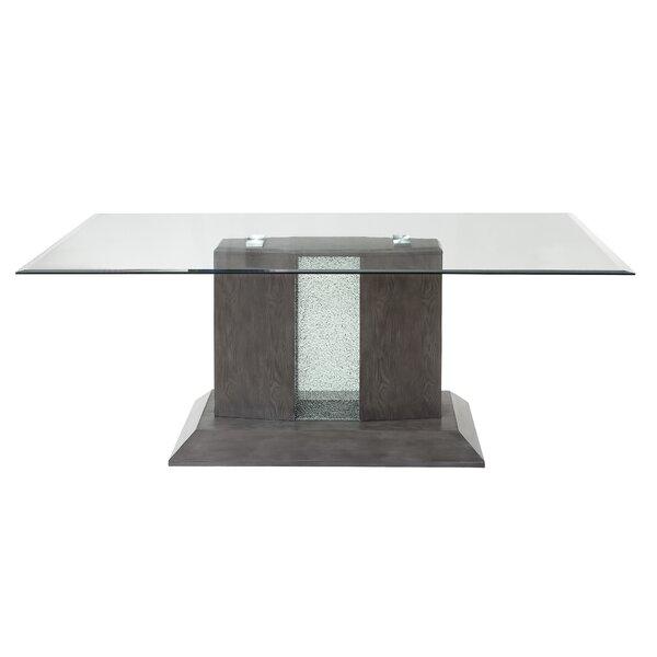 Bender Dining Table by Latitude Run Latitude Run