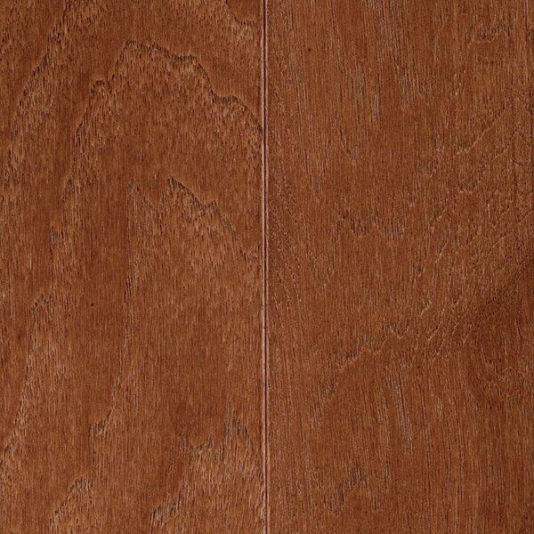 Blue Ridge 5 Engineered Hickory Hardwood Flooring in English Leather by Welles Hardwood