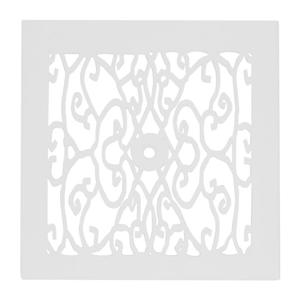 13.5 x 13.5 Magnetic Ceiling Vent Cover by Reachable