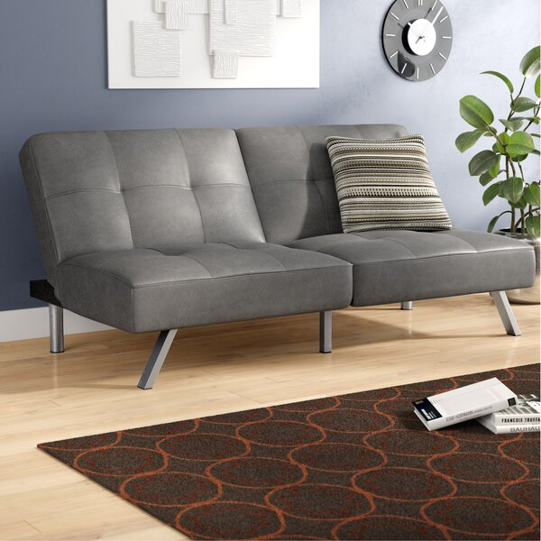 Zandra Convertible Sofa by Wade Logan