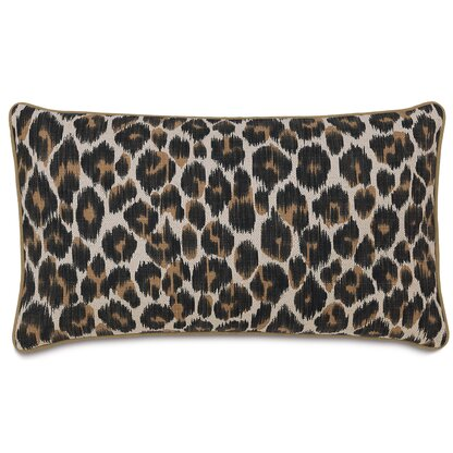 Animal Print Cotton Blend Decorative Pillows Perigold